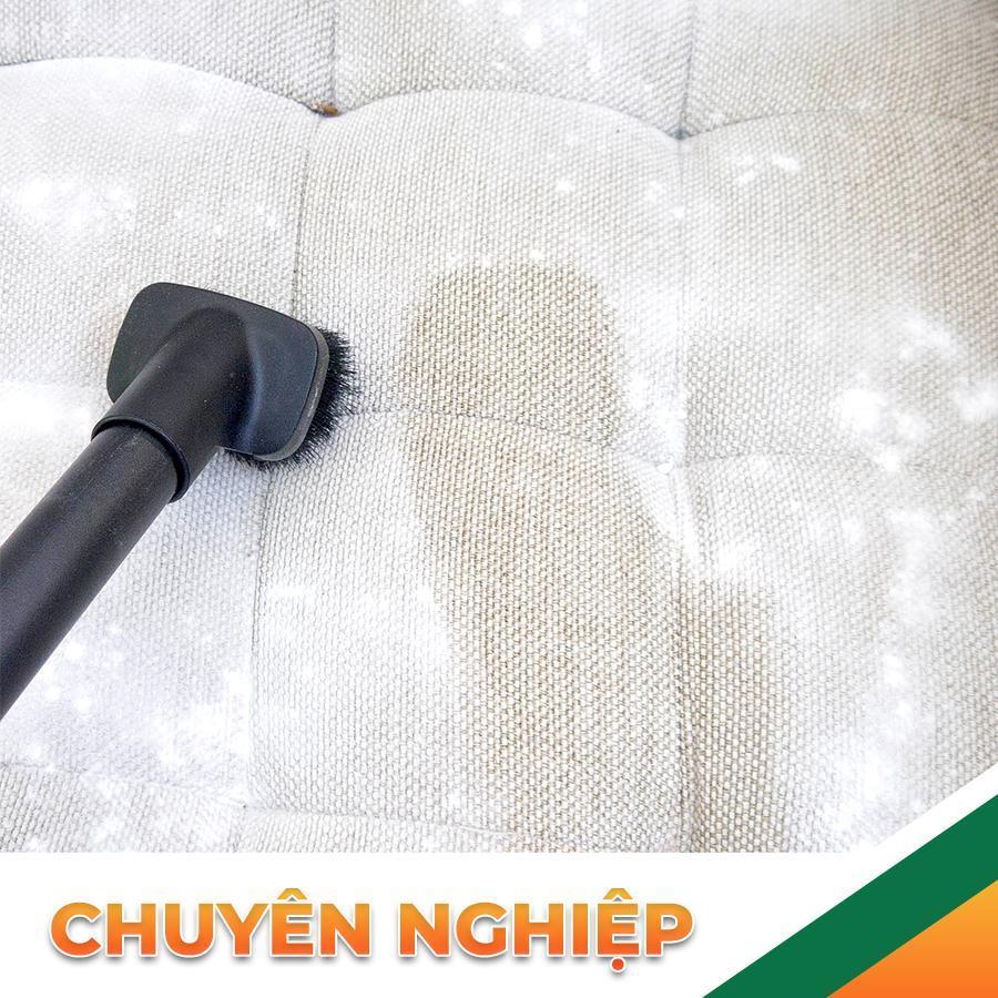 Làm sạch ghế sofa nệm thảm