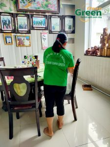 Dịch vụ giúp việc theo giờ cho người nước ngoài
