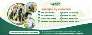 giúp việc theo giờ giá rẻ - Green Clean