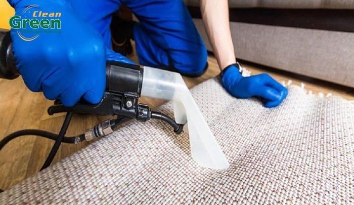 Dịch vụ làm sạch văn phòng Green Clean