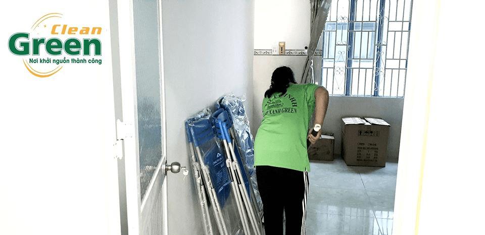 Công ty vệ sinh công nghiệp sau xây dựng 2