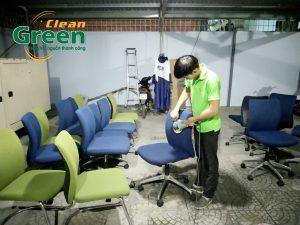 Green Clean - Dịch vụ giặt ghế văn phòng bạn không nên bỏ qua