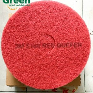 Pad chà sàn 3M 5100 size 16in ( đỏ )
