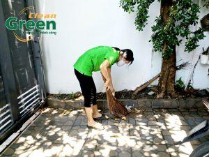 Tại sao nên lựa chọn dịch vụ giúp việc nhà Green Clean