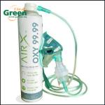 Bình oxy mini